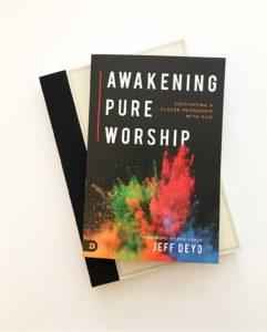 Jeff Deyo worship book